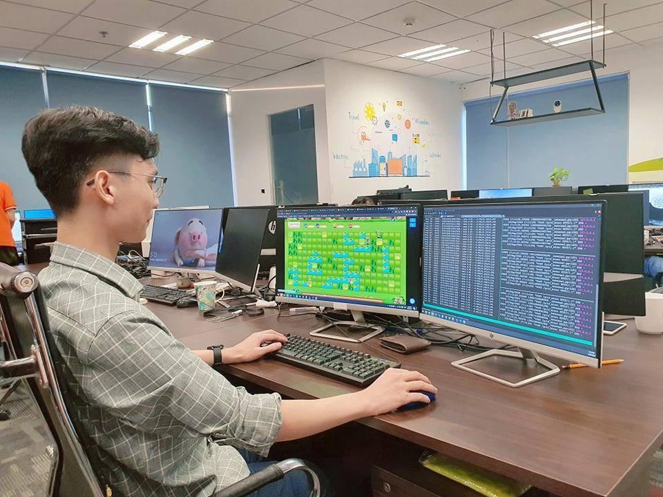 Đấu trường AI vinh quang thế hệ GenZ cho cuộc thi giữa người và máy - Ảnh 2.