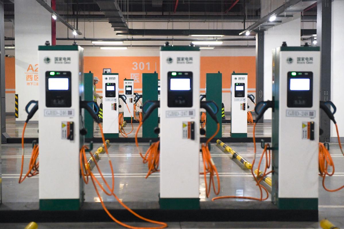Thị phần ô tô năng lượng mới toàn cầu đạt mức cao kỉ lục - Ảnh 1.