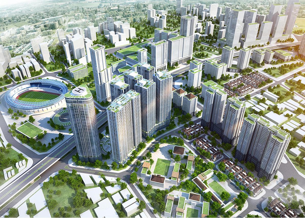 Khu Nam Hà Nội 'phá kén' với những cú bật hạ tầng - Ảnh 12.
