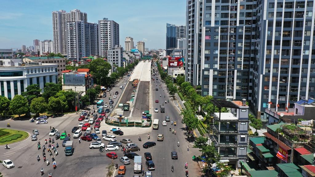 Khu Nam Hà Nội 'phá kén' với những cú bật hạ tầng - Ảnh 1.
