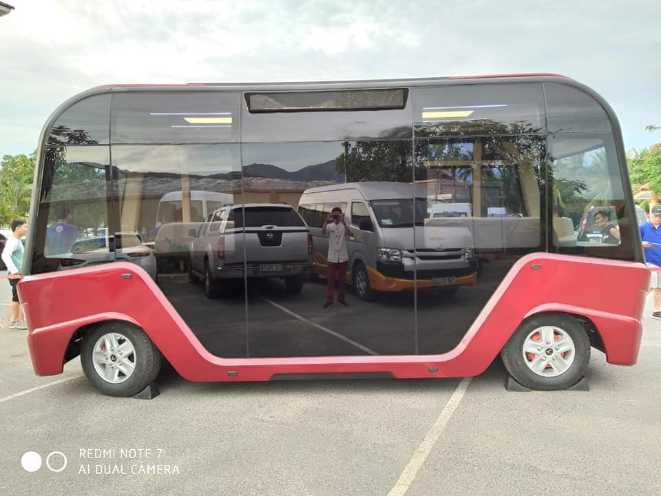 Vé xe buýt điện TP HCM sẽ có giá từ 3.000 đồng/lượt - Ảnh 1.