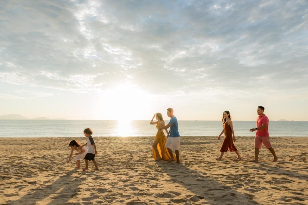 Sở hữu kỳ nghỉ ALMA làm thay đổi thói quen du lịch của các gia đình Việt