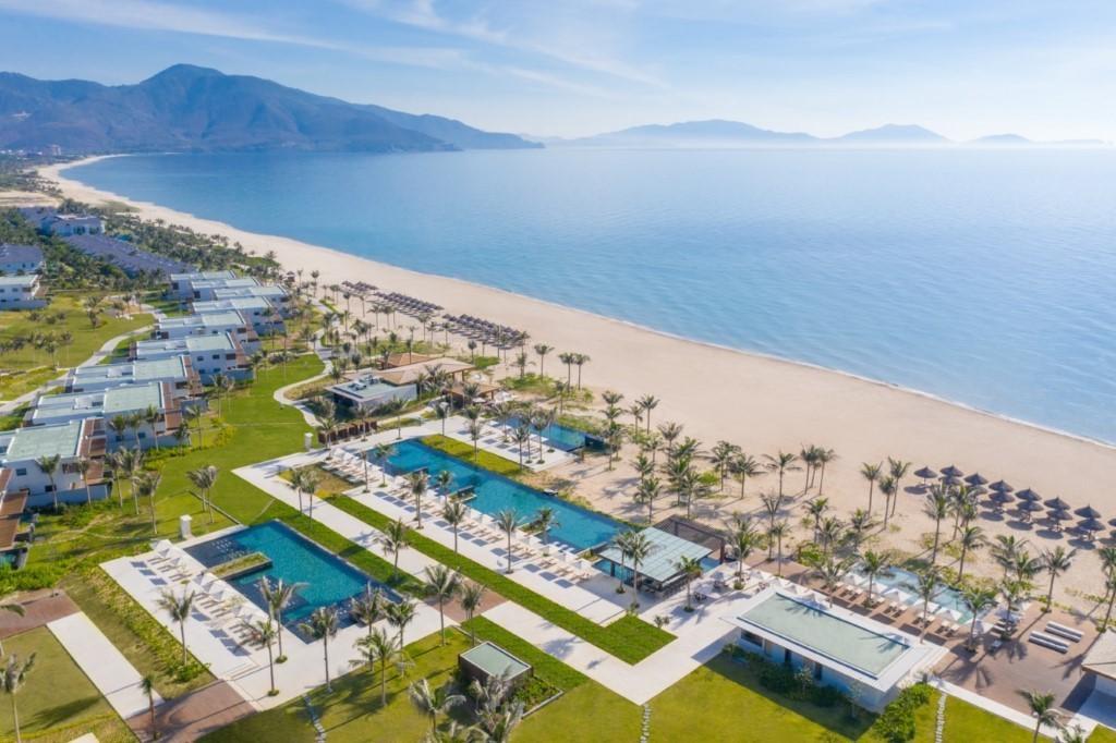 Khu nghỉ dưỡng ALMA tiêu chuẩn 5 sao tại Bãi Dài, tỉnh Khánh Hòa