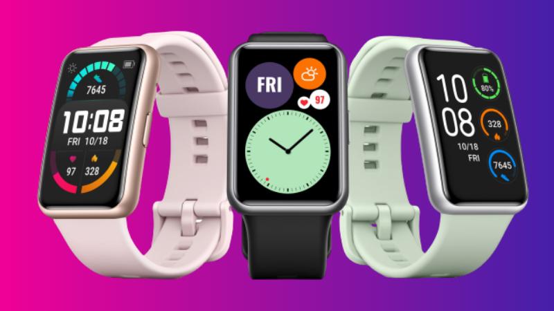 Tổng hợp tính năng nổi bật Huawei Watch Fit vừa mới ra mắt - Ảnh 3.