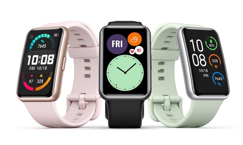 Tổng hợp tính năng nổi bật Huawei Watch Fit vừa mới ra mắt - Ảnh 1.