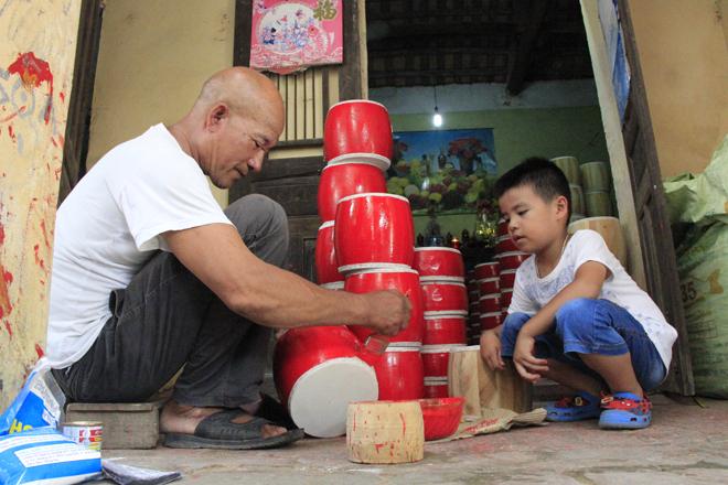 Du lịch dịp Trung Thu: Ghé thăm làng nghề đồ chơi dân gian gần Hà Nội - Ảnh 1.