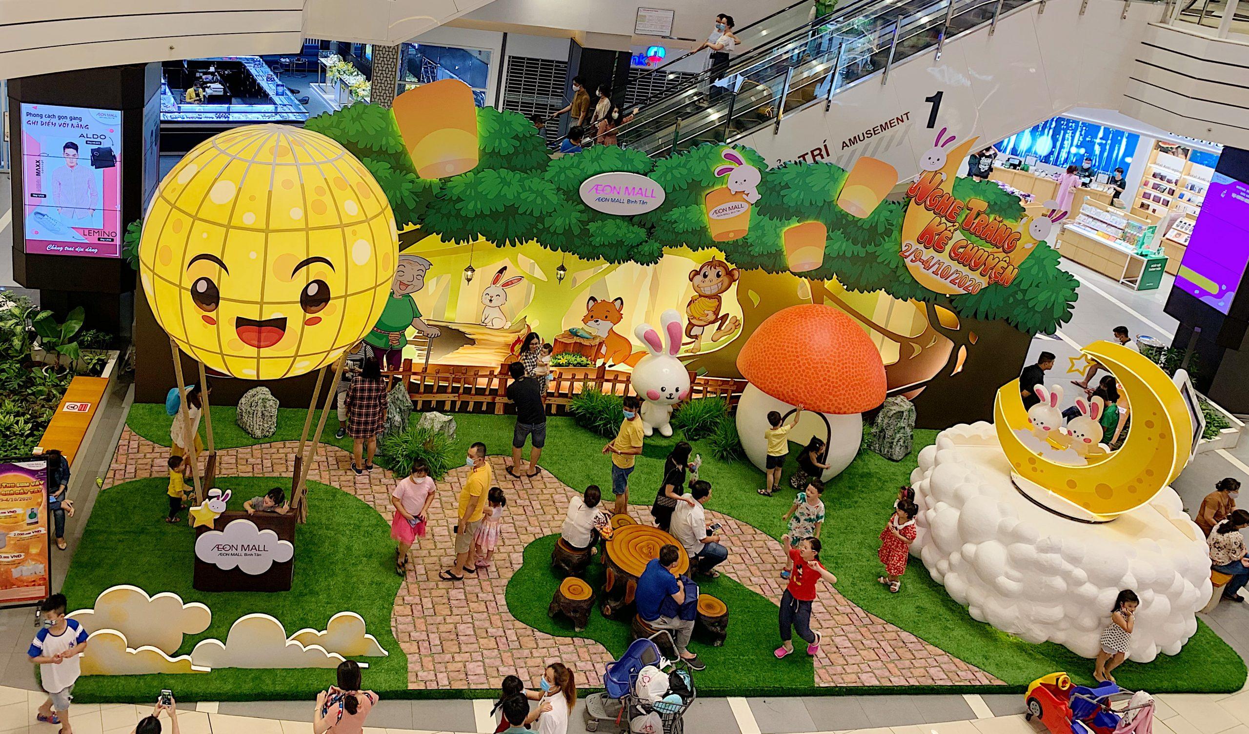 Trẻ em Sài Gòn thỏa sức vui hội trăng rằm miễn phí tại loạt địa điểm thân quen - Ảnh 9.