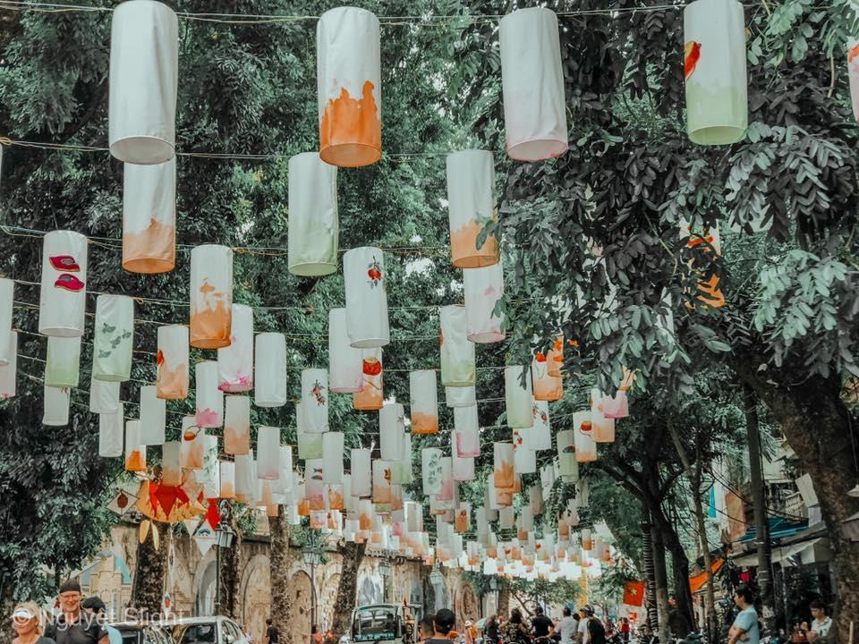 Bật mí loạt địa điểm hẹn hò lãng mạn cho các cặp đôi trong ngày Trung Thu tại Hà Nội  - Ảnh 1.