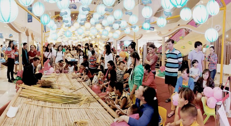 Trẻ em Sài Gòn thỏa sức vui hội trăng rằm miễn phí tại loạt địa điểm thân quen - Ảnh 6.