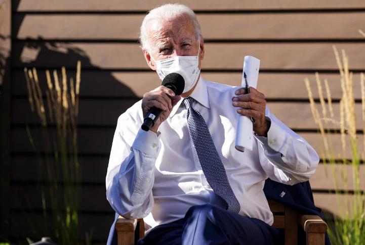 Ông Biden: Tôi sẽ trừng phạt quan chức Trung Quốc nếu trở thành tổng thống Mỹ - Ảnh 1.