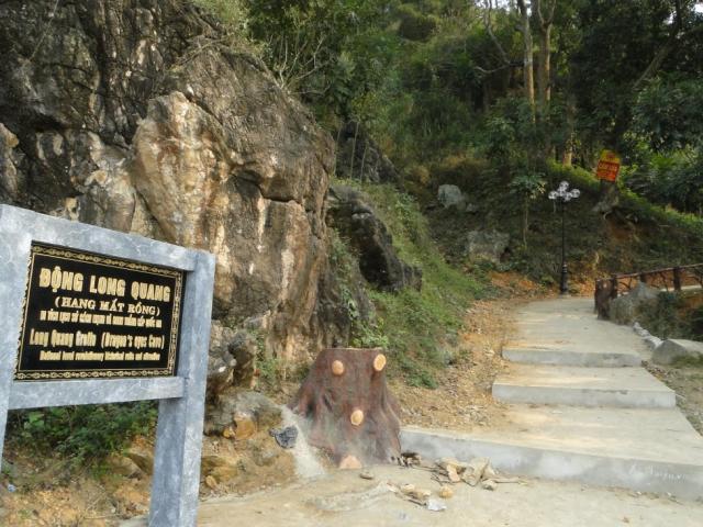 Núi Hàm Rồng Thanh Hoá, điểm đến hấp dẫn của vùng hữu ngạn sông Mã  - Ảnh 4.