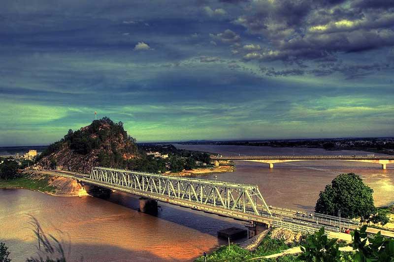 Núi Hàm Rồng Thanh Hoá, điểm đến hấp dẫn của vùng hữu ngạn sông Mã  - Ảnh 1.