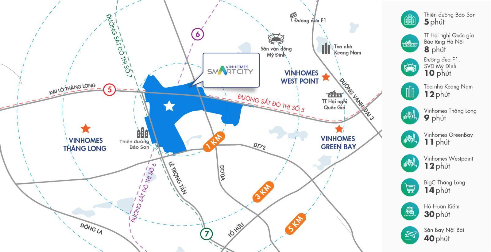 5 dự án chung cư mở bán tại Nam Từ Liêm, Hà Nội - Ảnh 1.