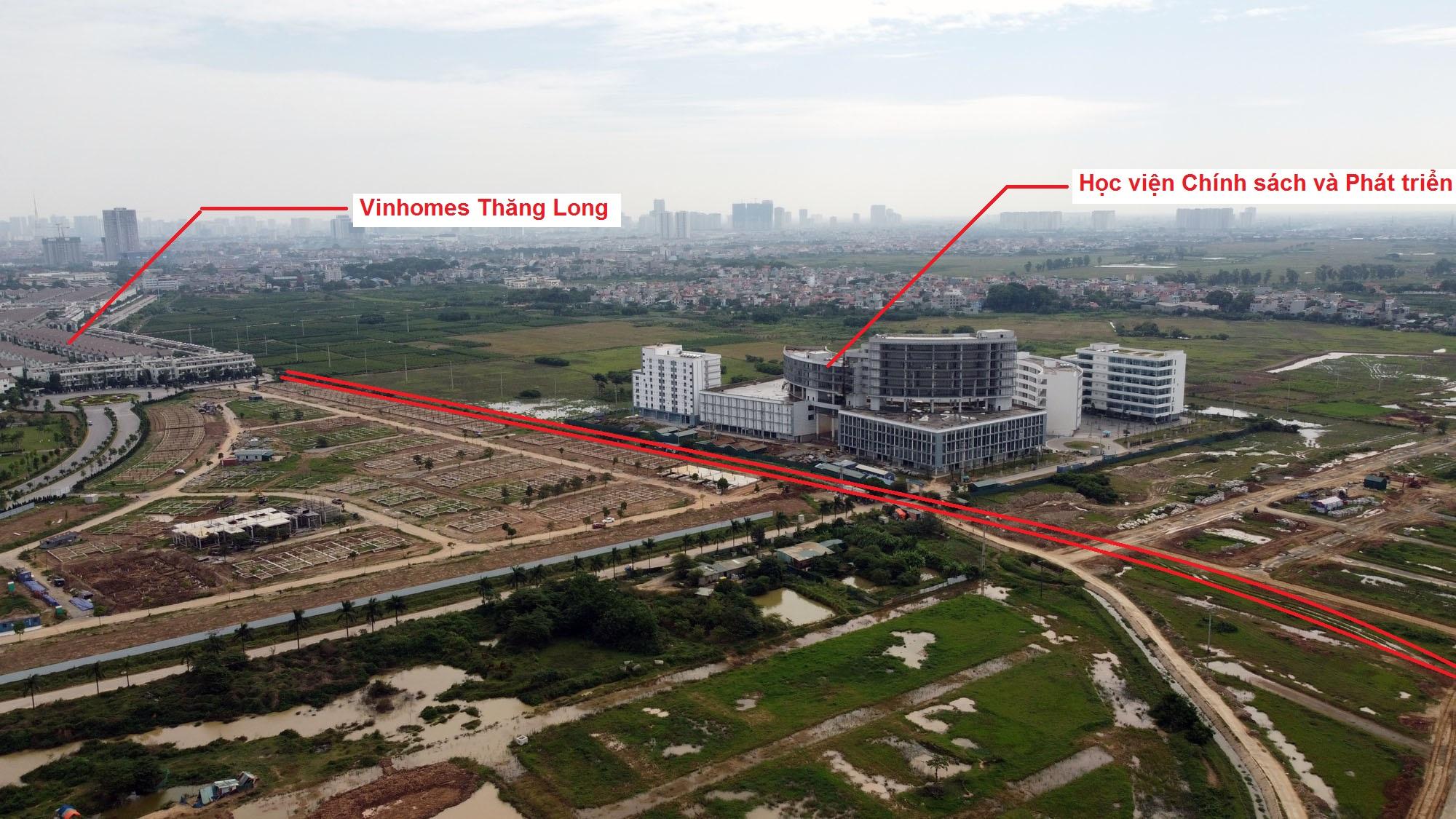 Ba đường sẽ mở theo quy hoạch ở xã An Thượng, Hoài Đức, Hà Nội - Ảnh 14.