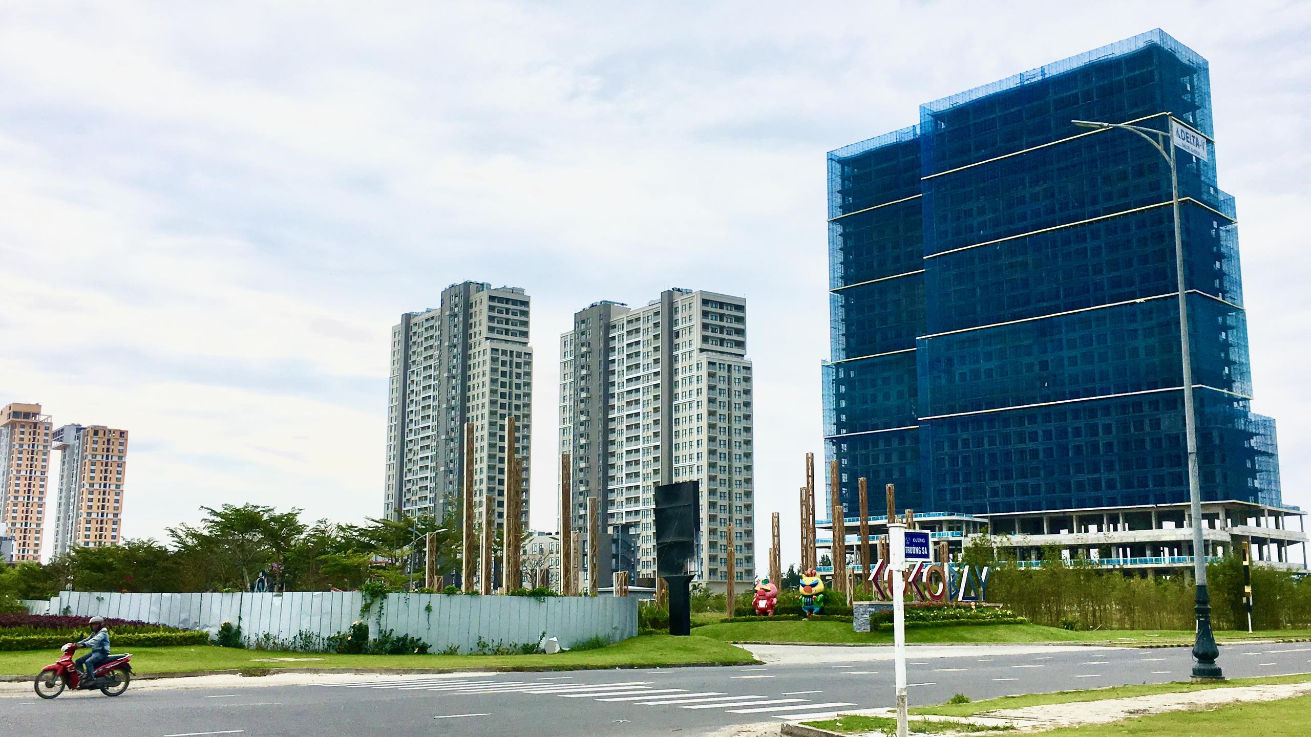 Đà Nẵng: Quận Ngũ Hành Sơn sắp có hơn 4.500 căn hộ chung cư, riêng FPT hơn 1.900 căn - Ảnh 2.