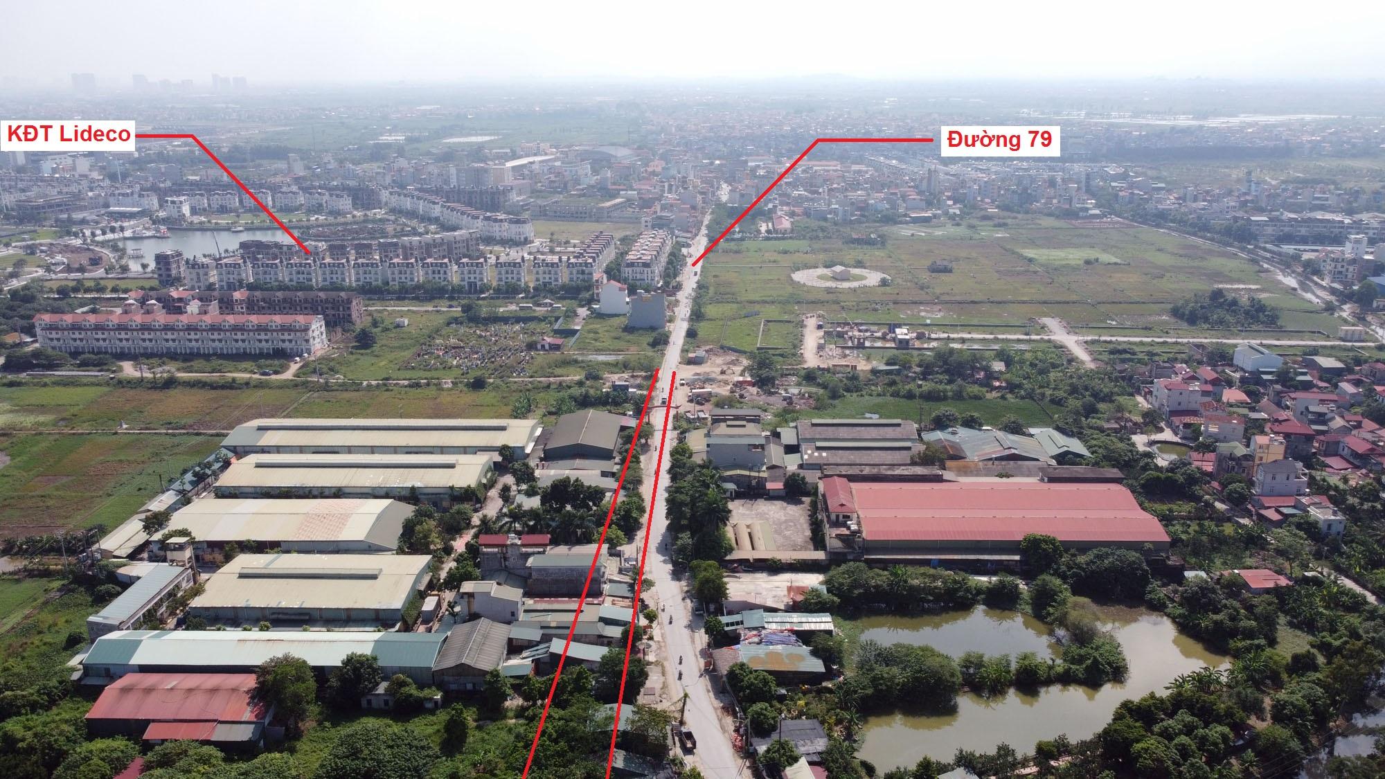 Ba đường sẽ mở theo qui hoạch ở xã Tân Lập, Đan Phượng, Hà Nội - Ảnh 8.
