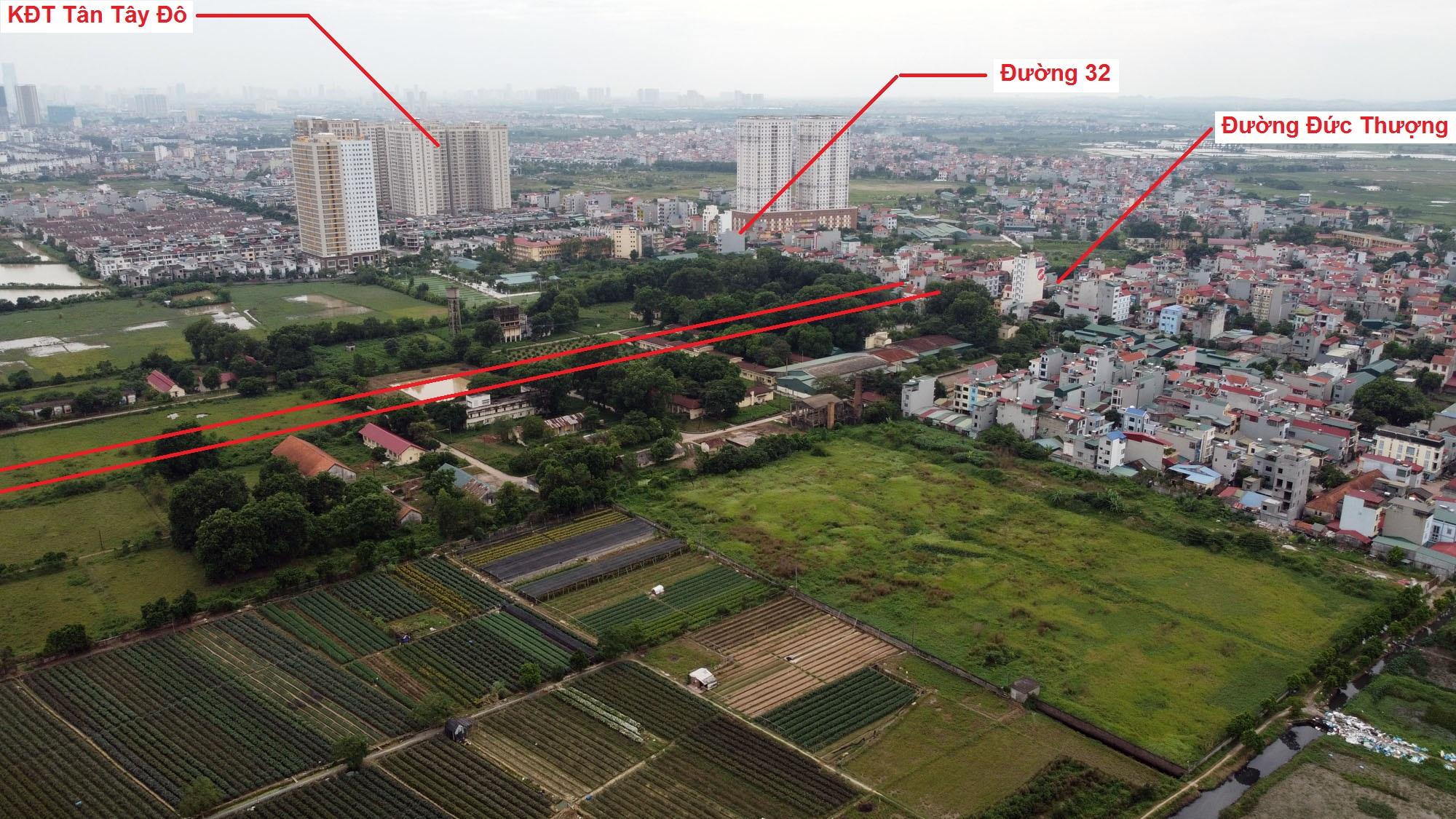 Ba đường sẽ mở theo qui hoạch ở xã Tân Lập, Đan Phượng, Hà Nội - Ảnh 10.