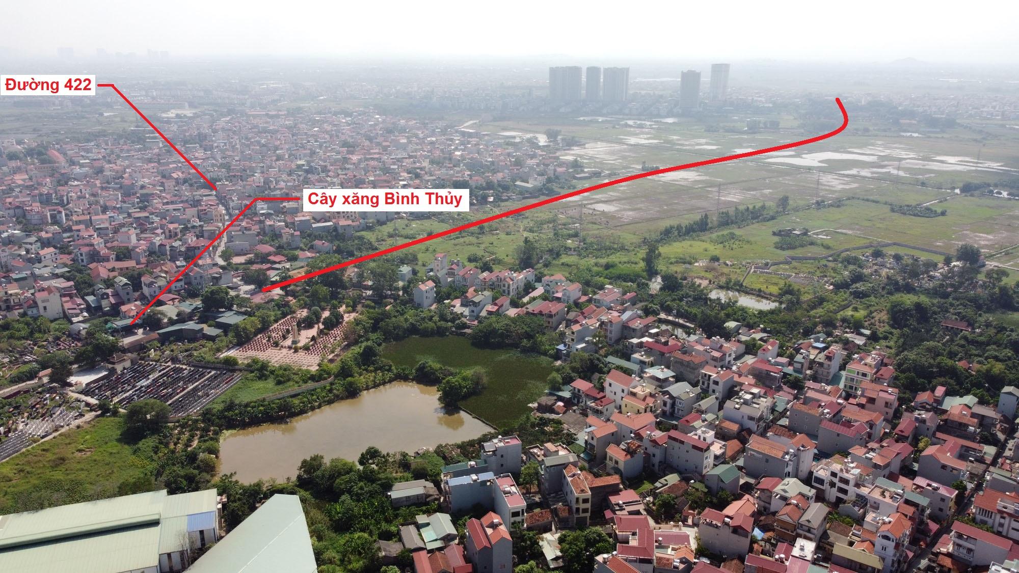Ba đường sẽ mở theo qui hoạch ở xã Tân Lập, Đan Phượng, Hà Nội - Ảnh 12.