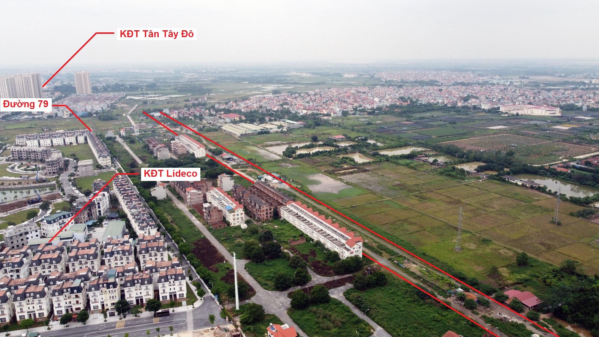 Ba đường sẽ mở theo qui hoạch ở xã Tân Lập, Đan Phượng, Hà Nội - Ảnh 14.