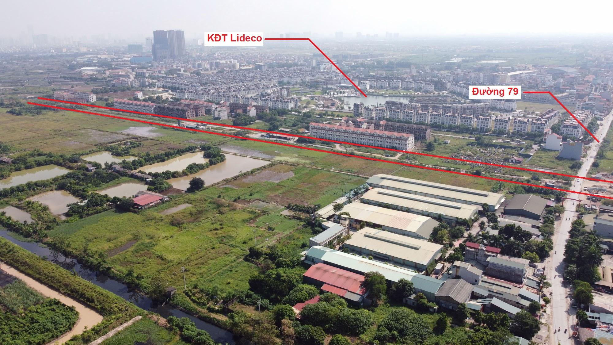 Ba đường sẽ mở theo qui hoạch ở xã Tân Lập, Đan Phượng, Hà Nội - Ảnh 15.