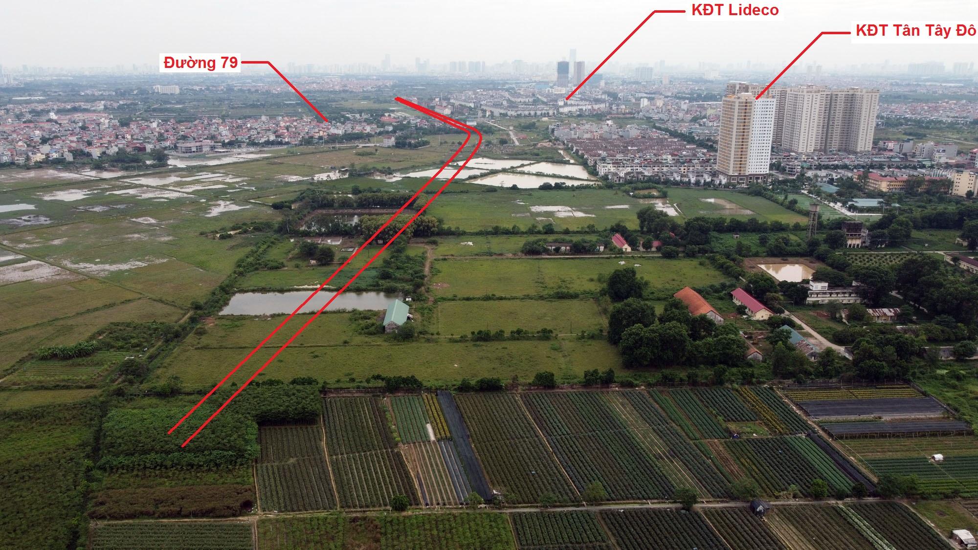 Ba đường sẽ mở theo qui hoạch ở xã Tân Lập, Đan Phượng, Hà Nội - Ảnh 16.