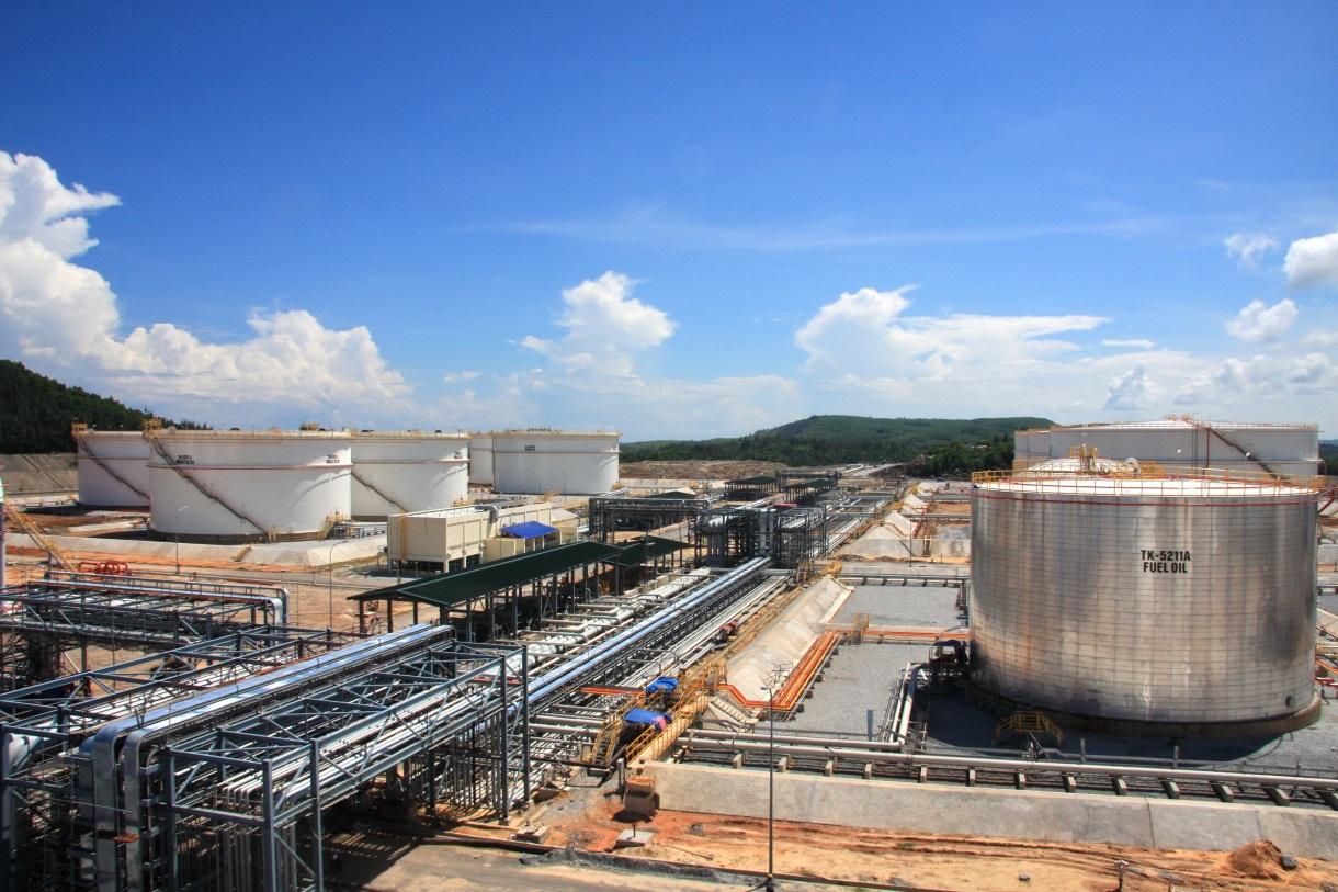 Lọc dầu Dung Quất, Hòa Phát, Bia Sài Gòn,...góp bao nhiêu ngân sách Quảng Ngãi năm 2020 - Ảnh 1.