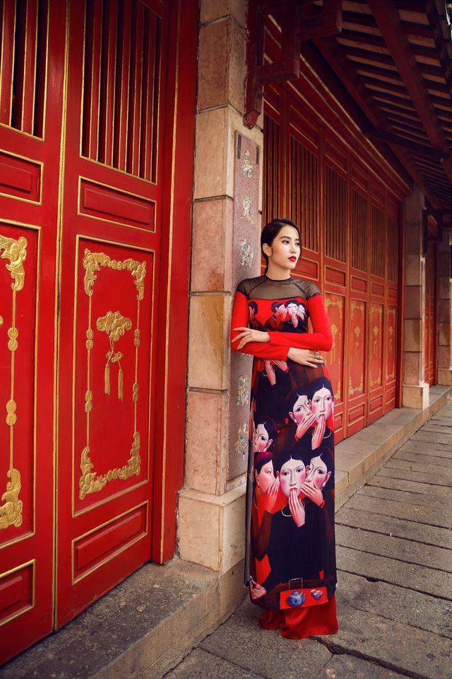 Lưu ngay 5 địa chỉ chụp ảnh áo dài Tết cực lung linh ở Sài Gòn - Ảnh 12.