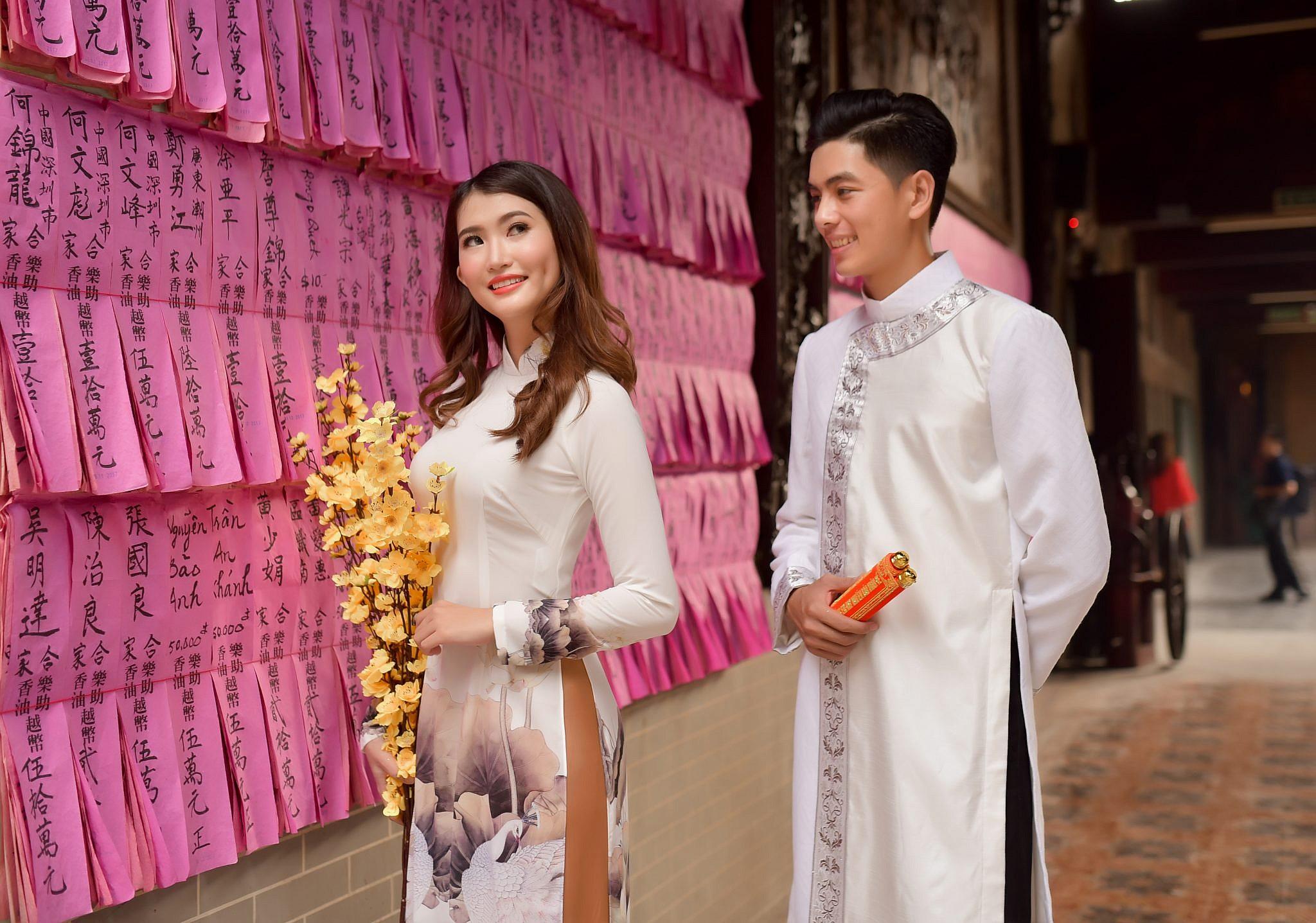 Lưu ngay 5 địa chỉ chụp ảnh áo dài Tết cực lung linh ở Sài Gòn - Ảnh 13.