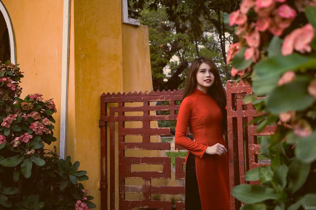 Lưu ngay 5 địa chỉ chụp ảnh áo dài Tết cực lung linh ở Sài Gòn - Ảnh 18.