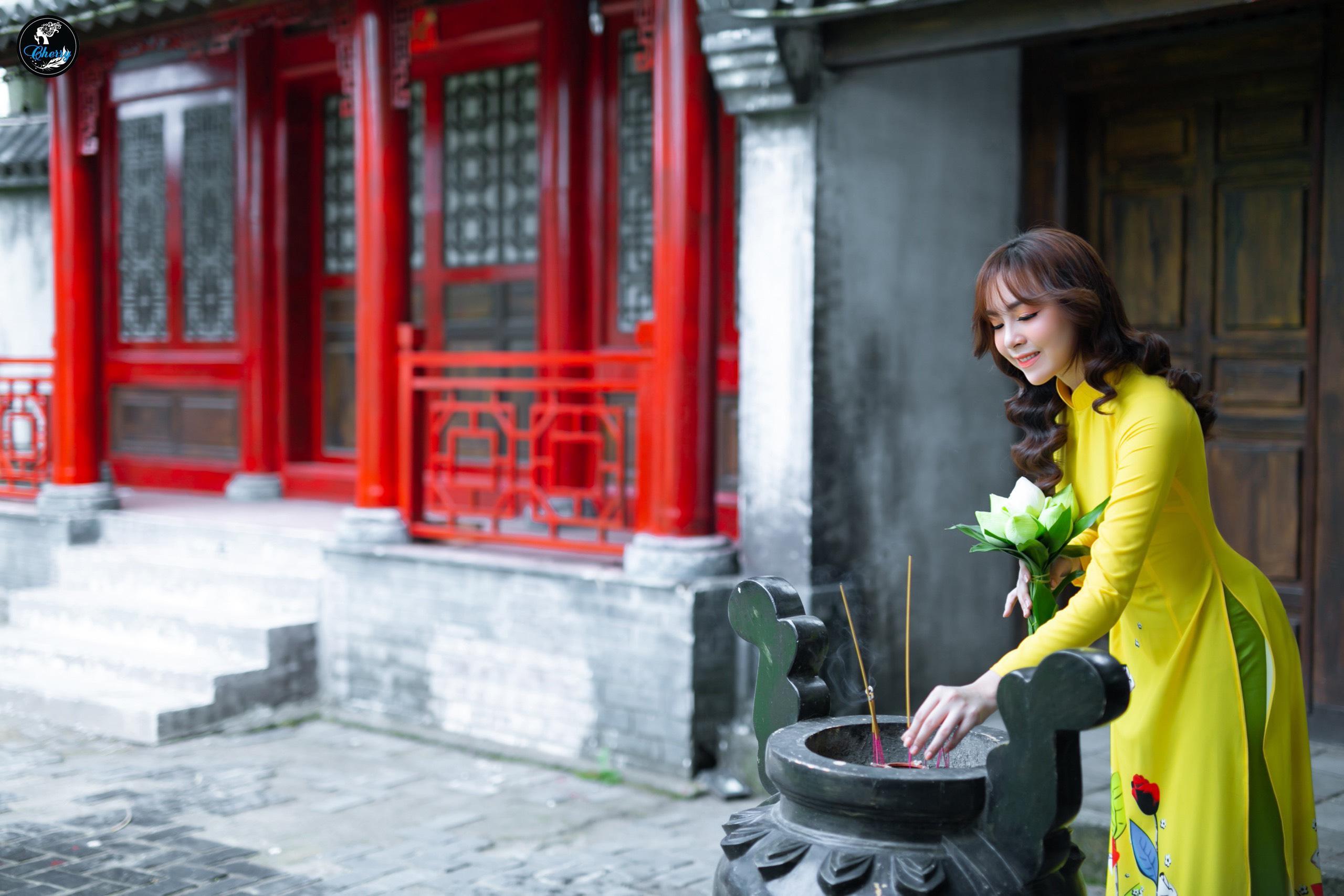 Lưu ngay 5 địa chỉ chụp ảnh áo dài Tết cực lung linh ở Sài Gòn - Ảnh 24.