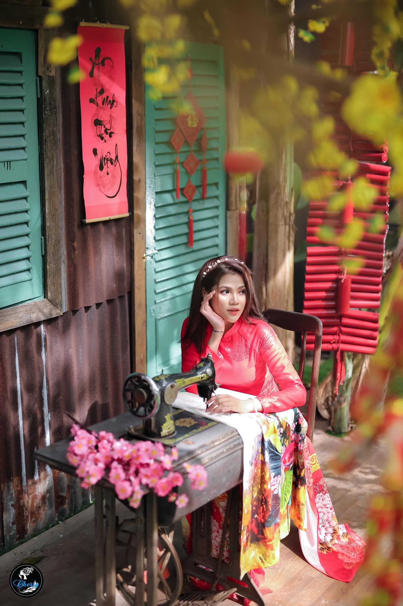 Lưu ngay 5 địa chỉ chụp ảnh áo dài Tết cực lung linh ở Sài Gòn - Ảnh 26.