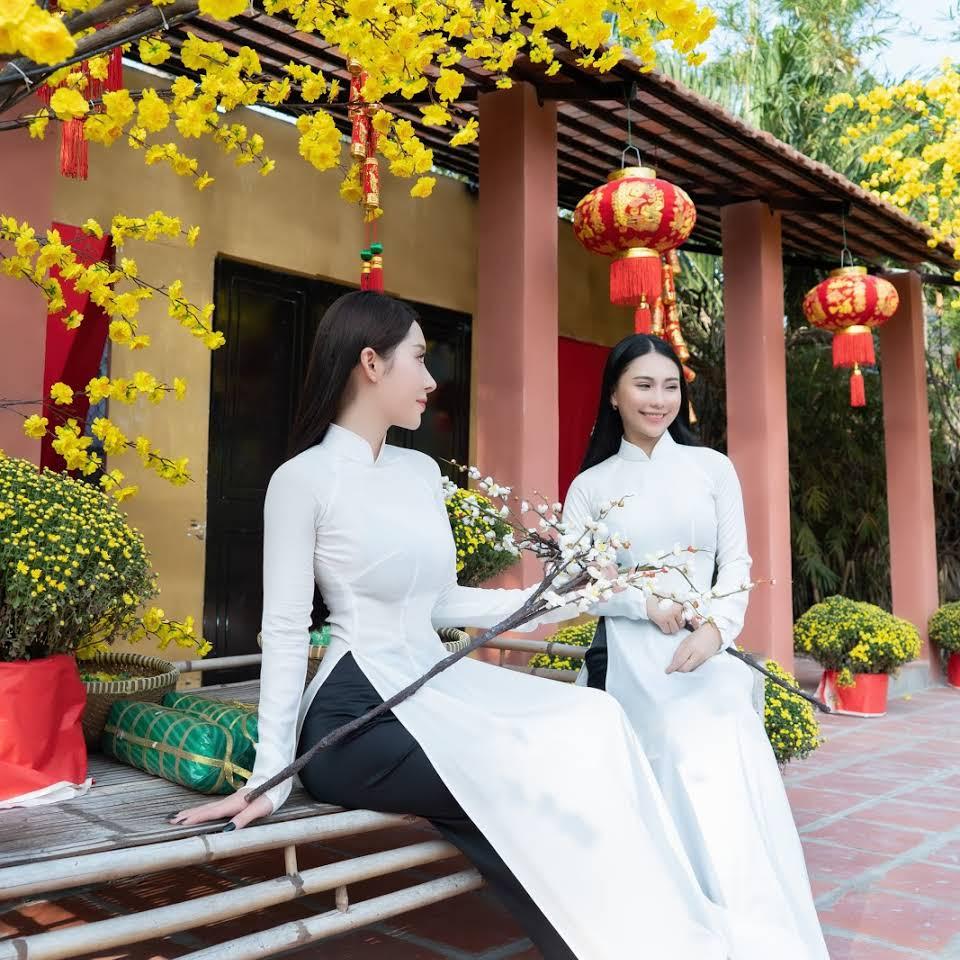 Lưu ngay 5 địa chỉ chụp ảnh áo dài Tết cực lung linh ở Sài Gòn - Ảnh 21.