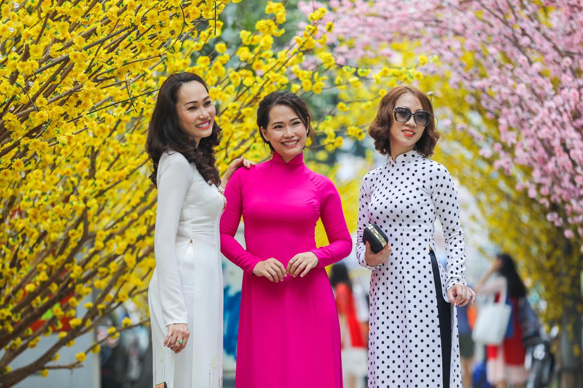 Lưu ngay 5 địa chỉ chụp ảnh áo dài Tết cực lung linh ở Sài Gòn - Ảnh 3.