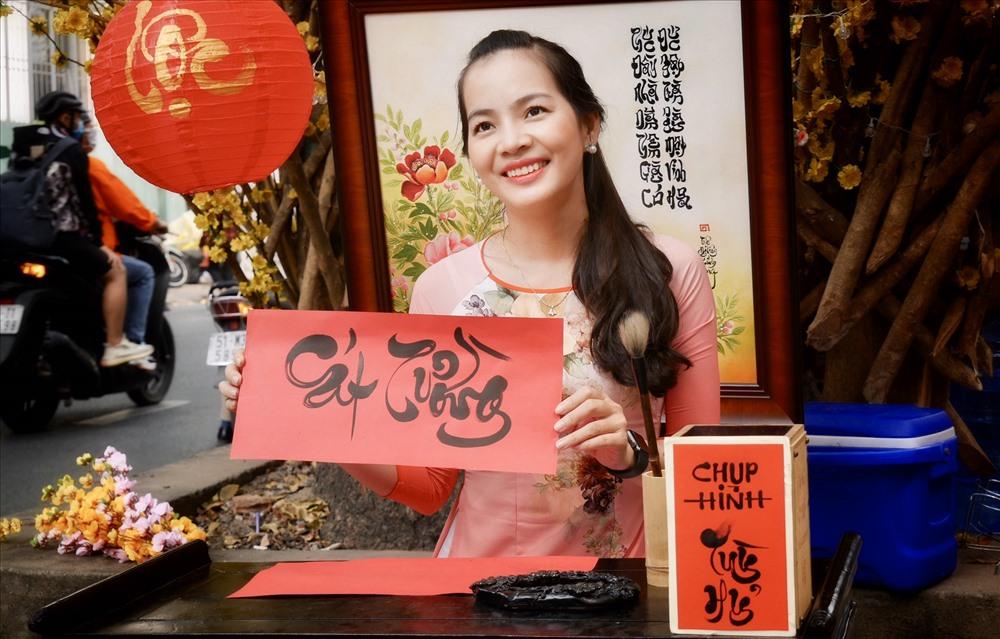 Lưu ngay 5 địa chỉ chụp ảnh áo dài Tết cực lung linh ở Sài Gòn - Ảnh 5.