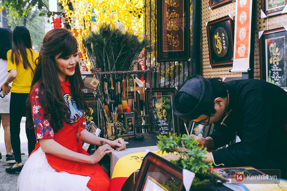 Lưu ngay 5 địa chỉ chụp ảnh áo dài Tết cực lung linh ở Sài Gòn - Ảnh 4.