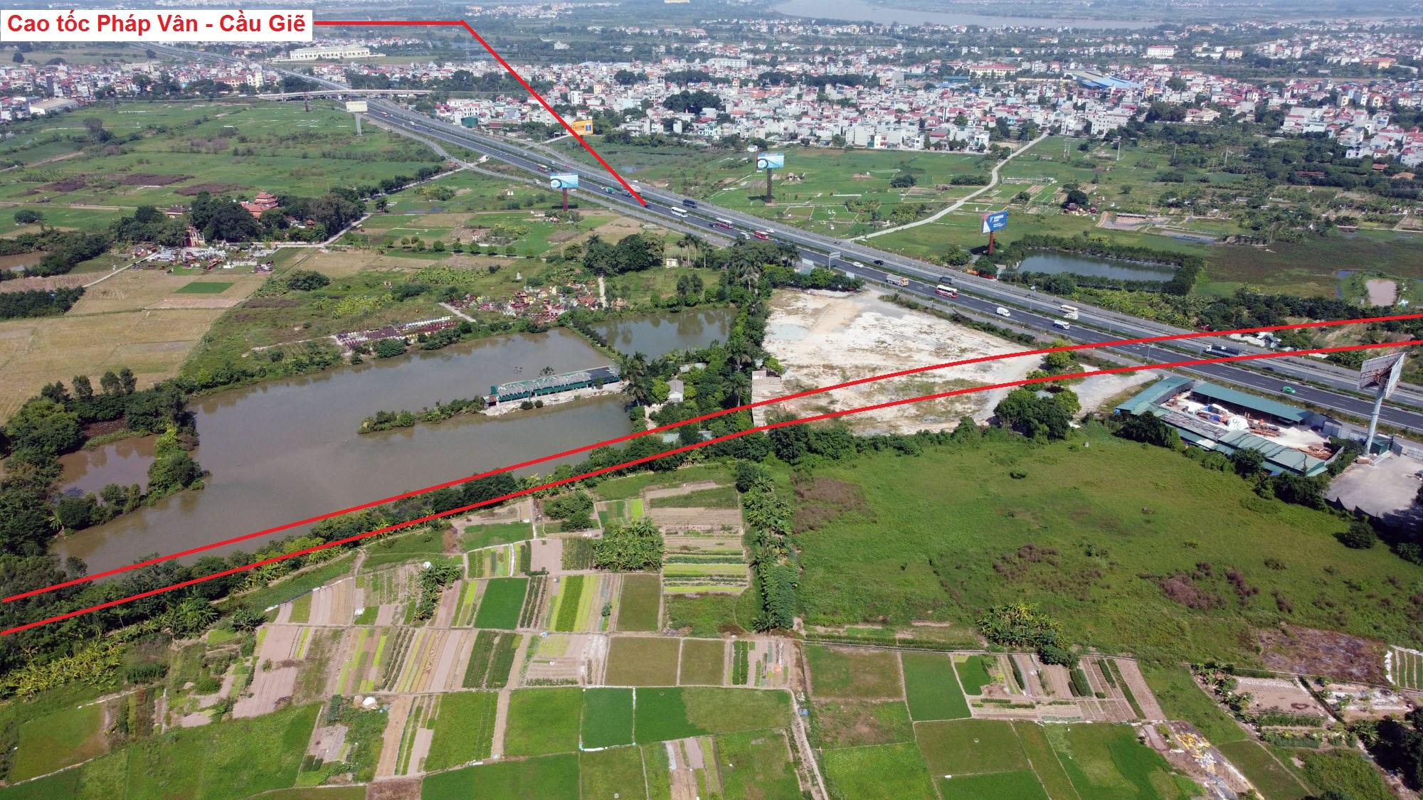 Ba đường sẽ mở theo quy hoạch ở xã Liên Ninh, Thanh Trì, Hà Nội - Ảnh 4.