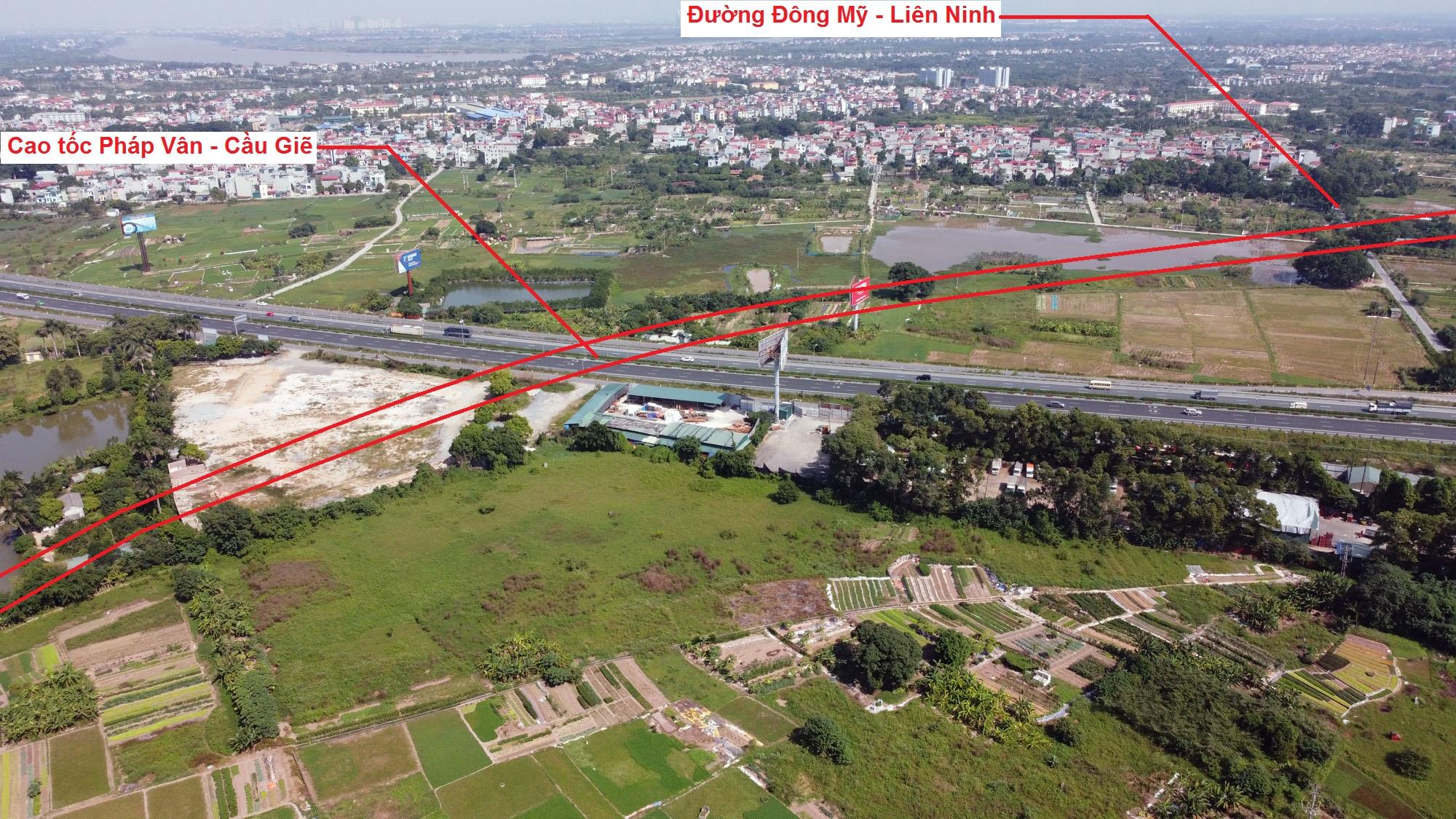 Ba đường sẽ mở theo quy hoạch ở xã Liên Ninh, Thanh Trì, Hà Nội - Ảnh 5.