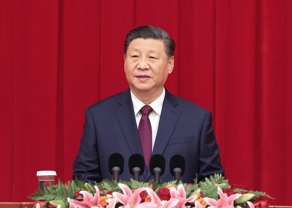 Ông Tập lạc quan về tương lai Trung Quốc trong lúc hỗn loạn bủa vây nước Mỹ - Ảnh 1.