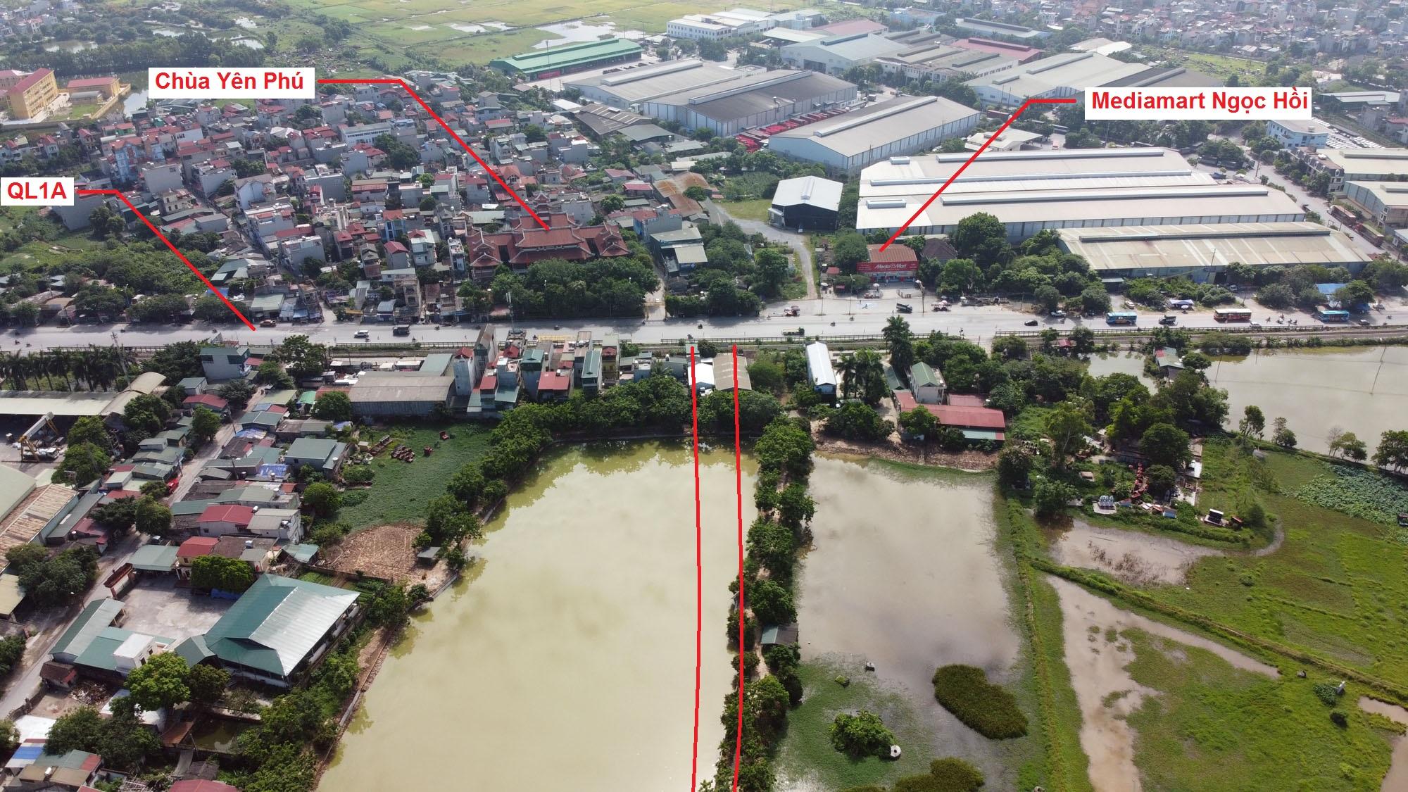 Ba đường sẽ mở theo quy hoạch ở xã Liên Ninh, Thanh Trì, Hà Nội - Ảnh 8.