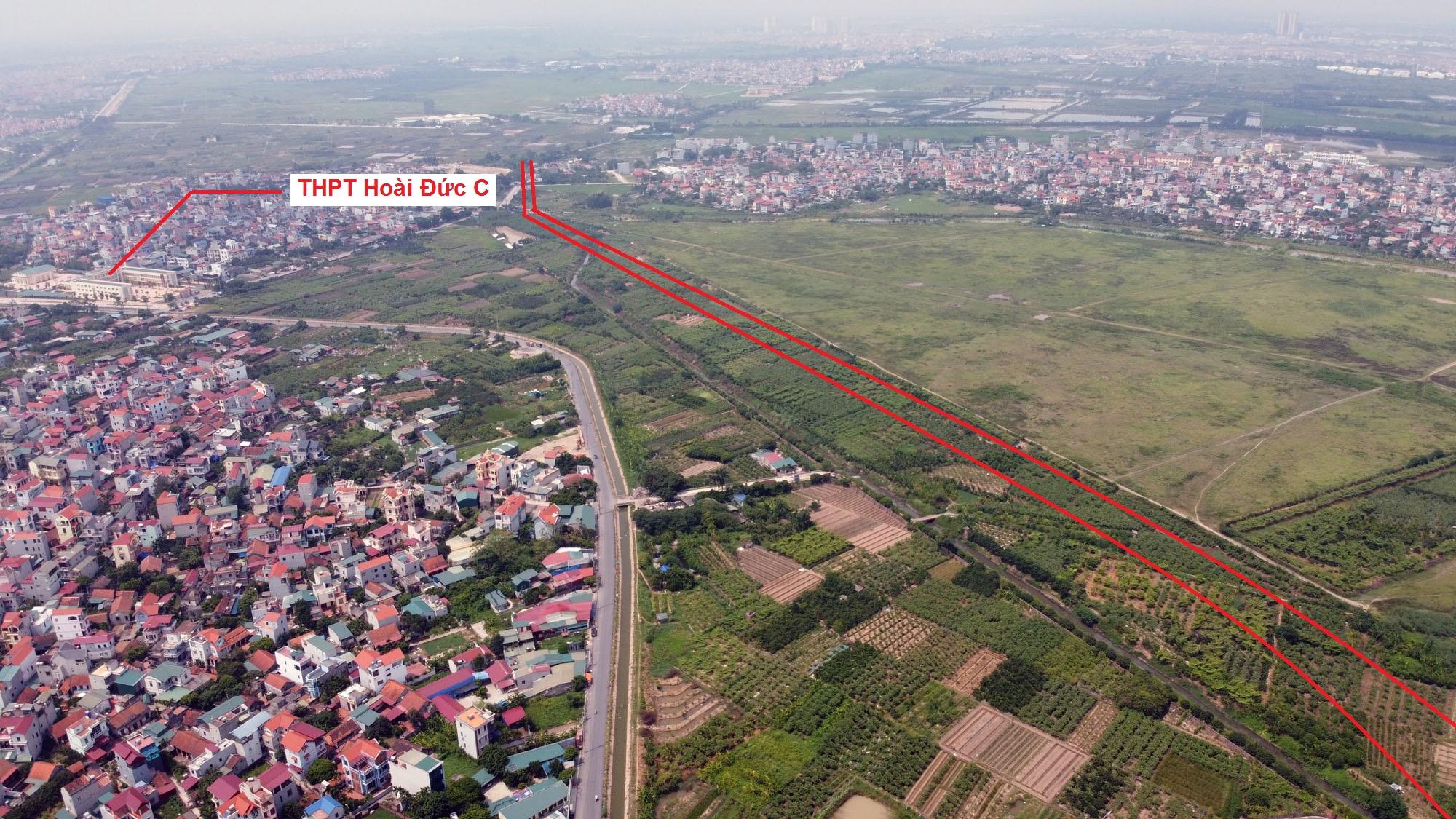 Ba đường sẽ mở theo quy hoạch ở xã Song Phương, Hoài Đức, Hà Nội - Ảnh 8.