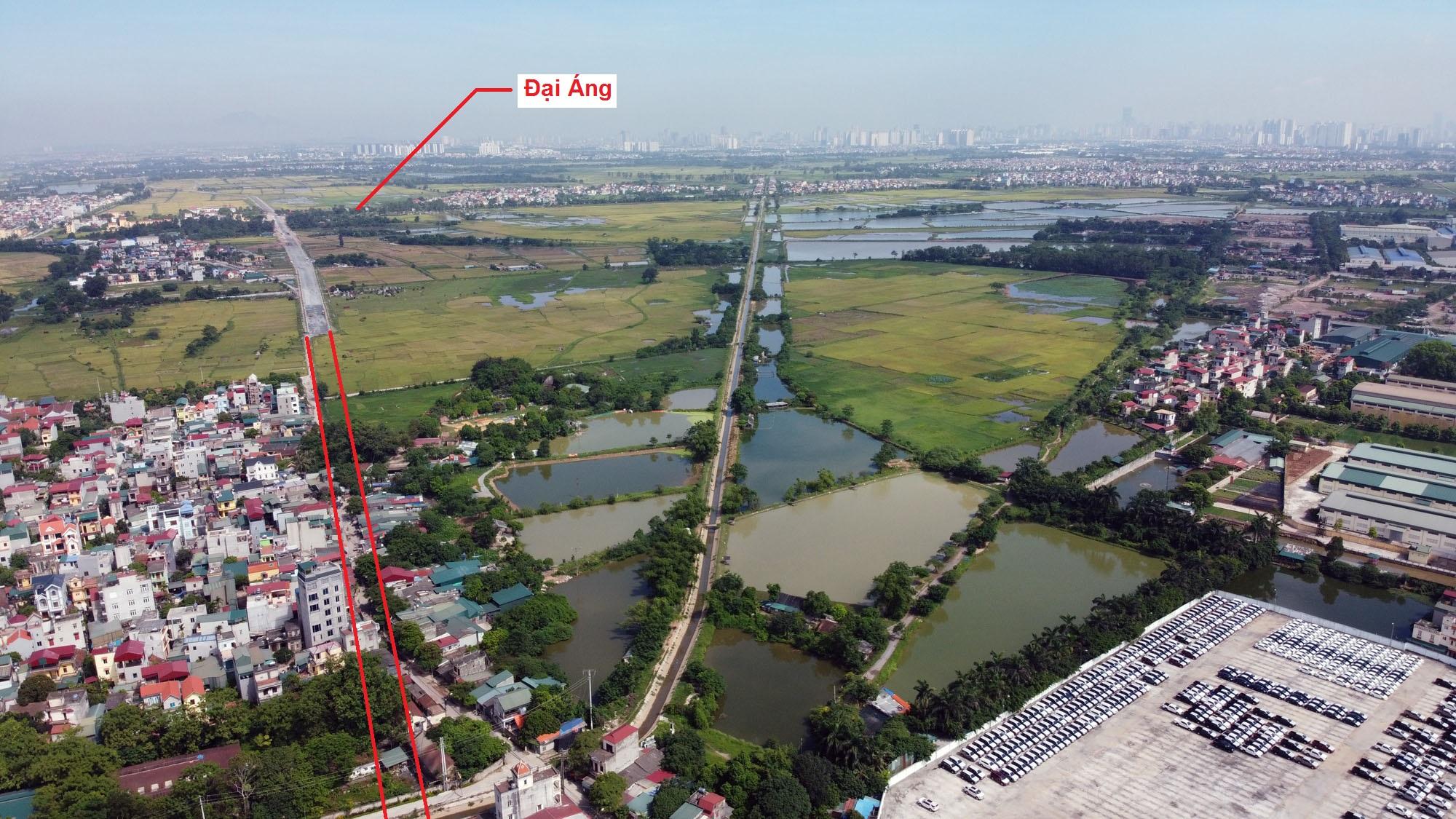 Ba đường sẽ mở theo quy hoạch ở xã Liên Ninh, Thanh Trì, Hà Nội - Ảnh 9.