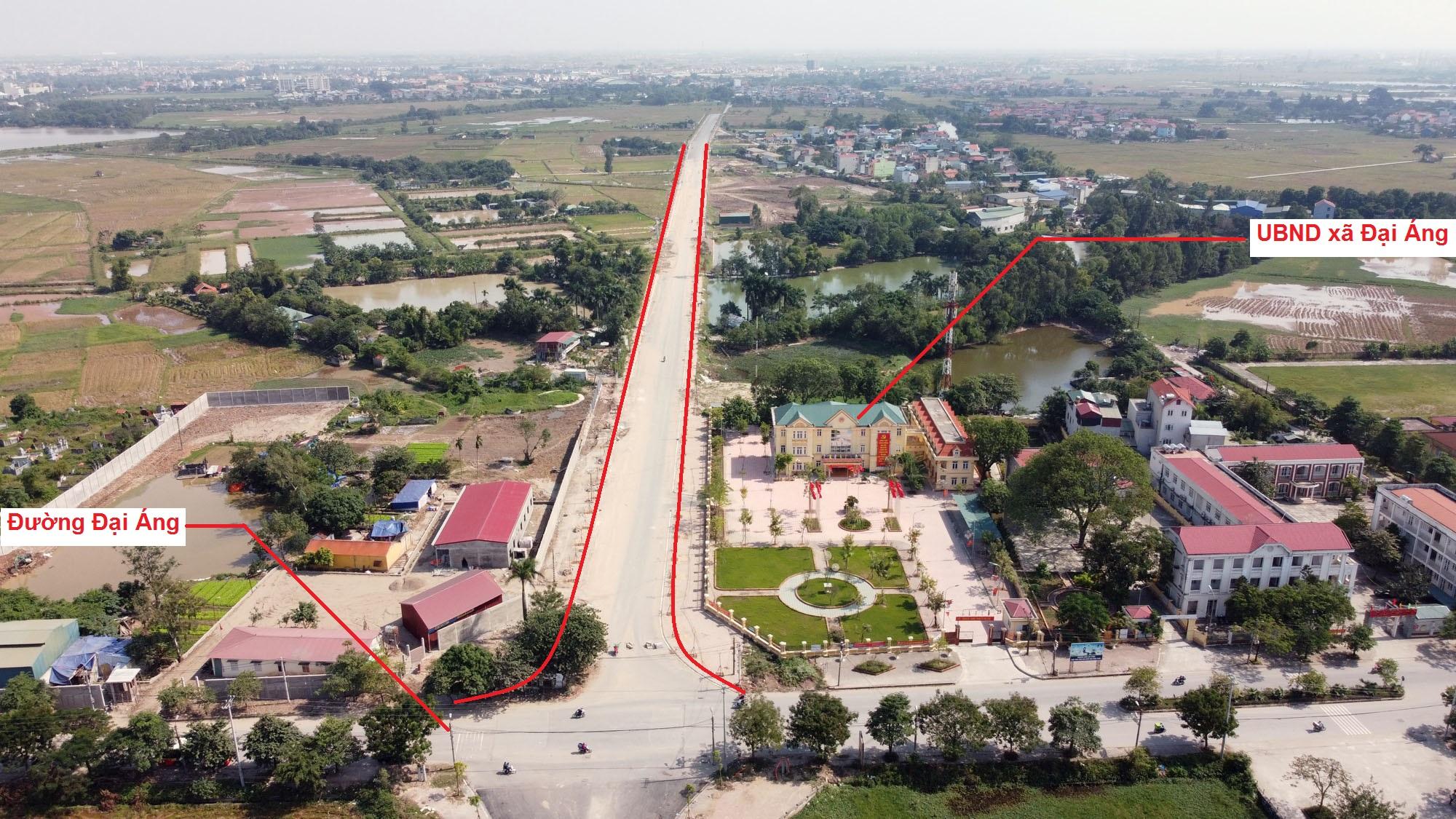 Ba đường sẽ mở theo quy hoạch ở xã Liên Ninh, Thanh Trì, Hà Nội - Ảnh 10.