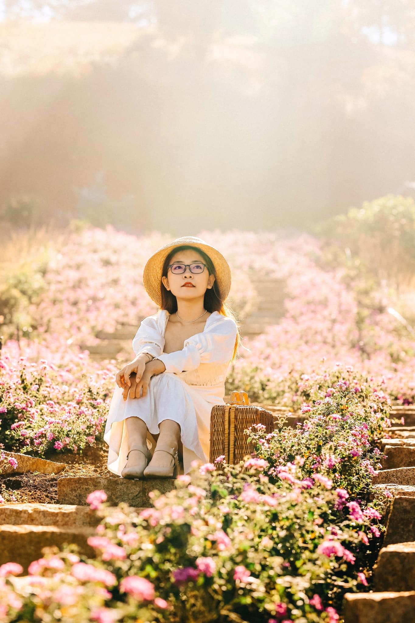 Check-in Vườn hoa lavender Túi Thương Nhớ, điểm đến 'mới toanh' tại Đà Lạt  - Ảnh 6.