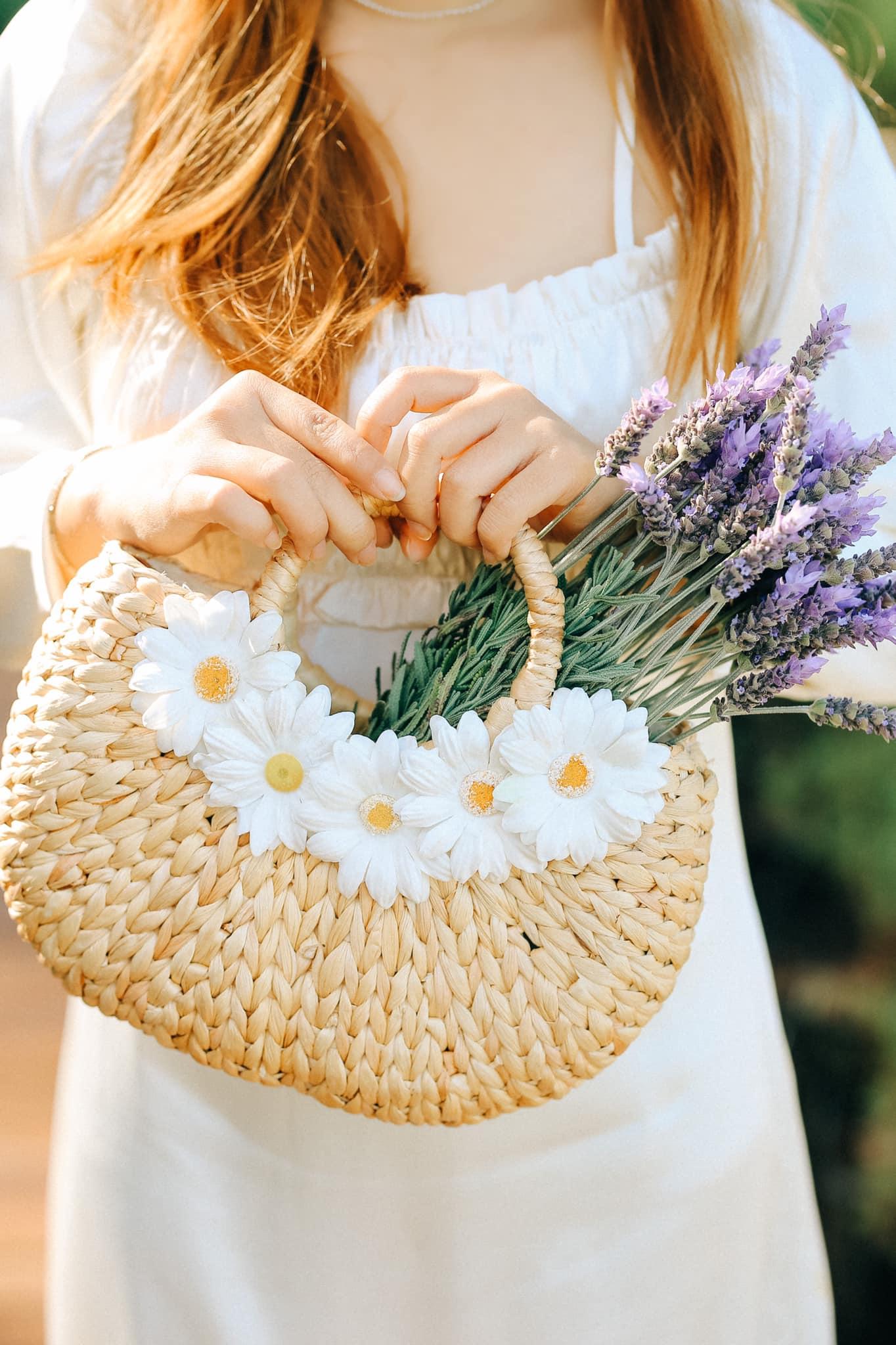 Check-in Vườn hoa lavender Túi Thương Nhớ, điểm đến 'mới toanh' tại Đà Lạt  - Ảnh 4.