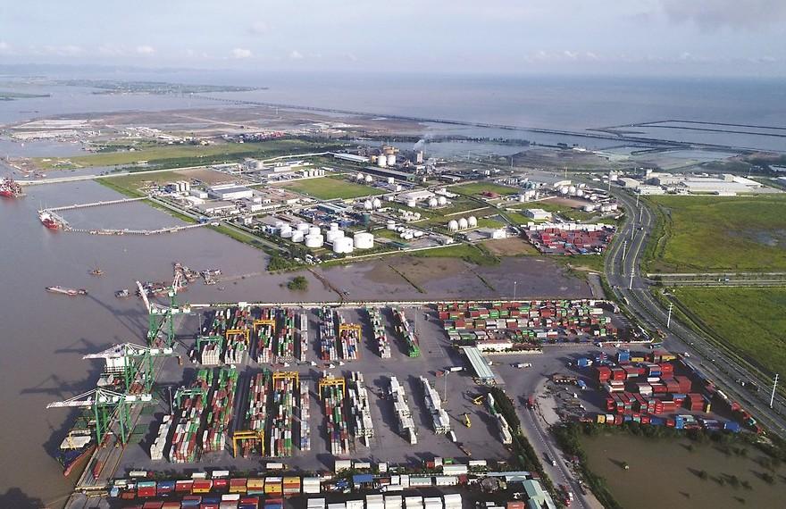 Hơn 1.500 triệu USD chảy vào các KCN, KKT Hải Phòng trong năm 2020 - Ảnh 1.