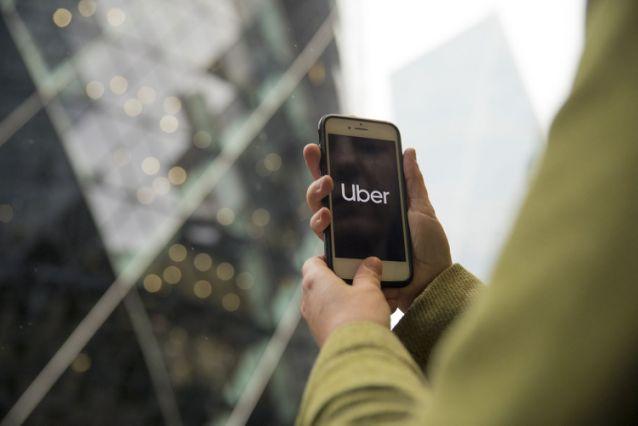 SoftBank bán 2 tỷ USD cổ phiếu của Uber sau đợt tăng giá - Ảnh 1.