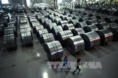 Ngành sản xuất thép của Mỹ kêu gọi giữ nguyên thuế nhập khẩu hiện tại - Ảnh 1.