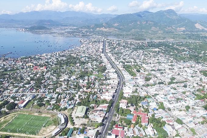 Khánh Hòa cho phép lập Đồ án điều chỉnh quy hoạch chung TP Cam Ranh đến năm 2035 - Ảnh 1.