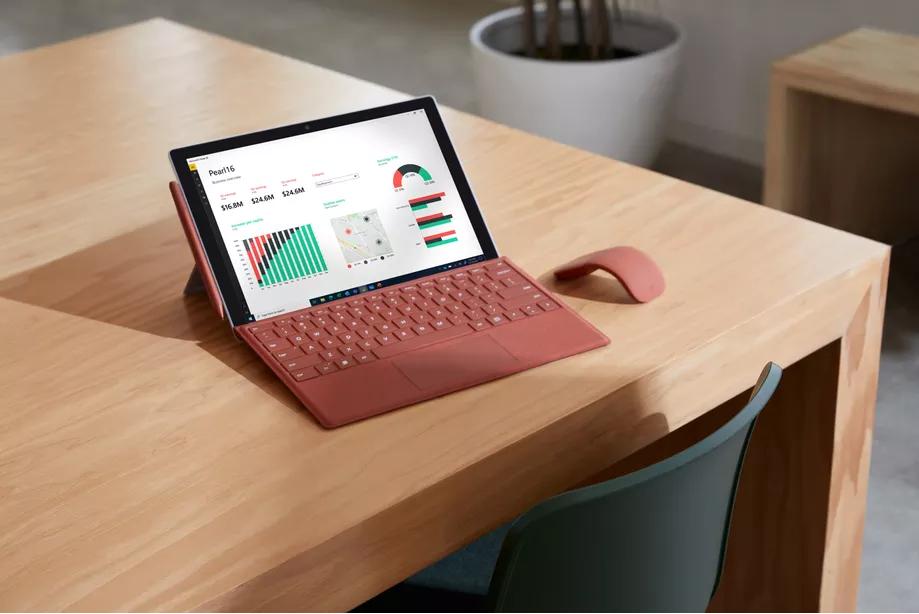 Microsoft Surface Pro 7 Plus máy mạnh, dung lượng pin lớn hiện có giá bán 899 USD - Ảnh 2.