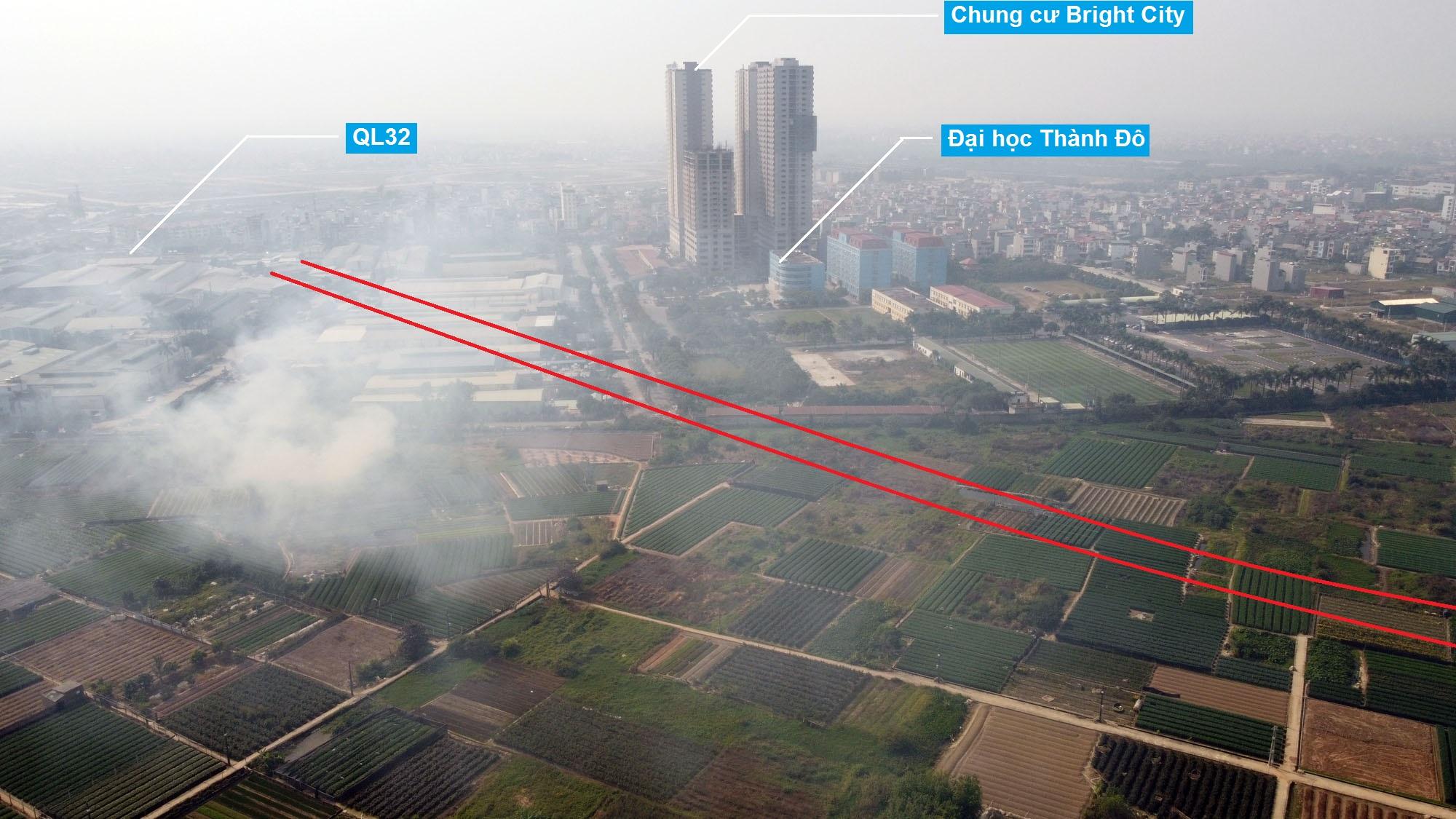 Ba đường sẽ mở theo qui hoạch ở phường Tây Tựu, Bắc Từ Liêm (phần 2) - Ảnh 4.